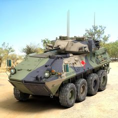 ASLAV Armored Vehicle Model available on Turbo Squid, the world's leading provider of digital models for visualization, films, television, and games. Army Vehicles, Armored Vehicles, Lav 25, Australian Defence Force, Amphibious Vehicle, Us Armor, Military News, Military Pictures, Army & Navy