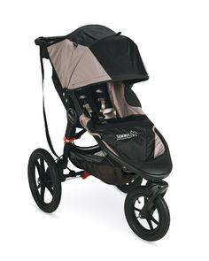 Baby Jogger Summit X3 Stroller: A premium jogger for die-hard exercisers.