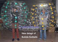 new design of bubble football 01