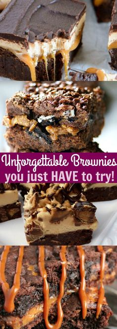 Unforgettable Brownie Recipes You HAVE to Try!