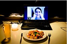 5 Creative Skype Date Ideas for Long Distance Relationships