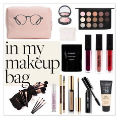 """""""bhu"""" by onikaa ❤ liked on Polyvore featuring beauty, Puma, Yves Saint Laurent, Maybelline, Bobbi Brown Cosmetics, Urban Decay, MAC Cosmetics and Cleanse by Lauren Napier"""