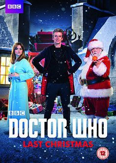 #Doctor who last #christmas dvd new 2015 #region 2,  View more on the LINK: 	http://www.zeppy.io/product/gb/2/231527663207/