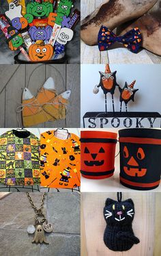 A Spooktacular Maine Halloween by Emily on Etsy #Halloween #MaineTeam #autumn