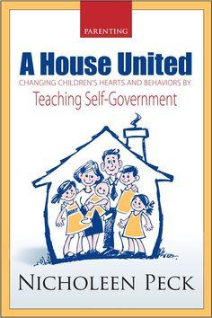 Nourished and Nurtured: Teaching Children Self-Government