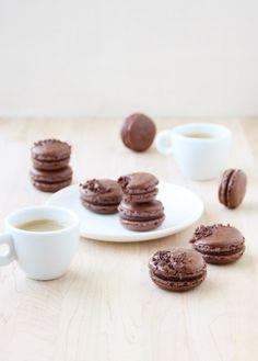 Dark Chocolate Ganac