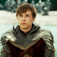 I use Peter from Narnia as Arthur and Susan's son Prince Edward Pendragon named after Susan's father King Edward of York.
