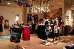 Desigual, New York, Usa #retail #fashion