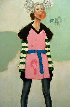 painting Luis Cornejo