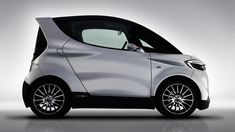 Yamaha moved into the automotive business today in one of the shock announcements of the Tokyo Motor Show. Yamaha's partner will be Gordon Murray Design with the new Motiv.e range based on Murray's and City Car designs. Station Wagon, Convertible, Hyundai Cars, Mclaren F1, City Car, Futuristic Cars, Smart Car, Car Makes, Electric Cars