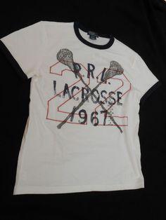 Polo Ralph Lauren Boys T Shirt Lacrosse Athletic s s Great 4 Back to School   eBay