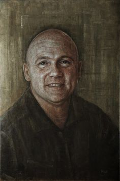 André Kuipers by Hanneke Naterop, via Behance