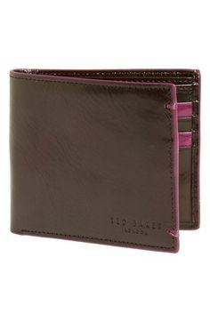 Love this slim wallet