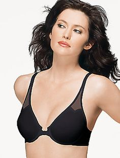 Body by Wacoal T-back Underwire Bra. This bra will enhance all your sleeveless and low-cut fashions. $44 #wacoal