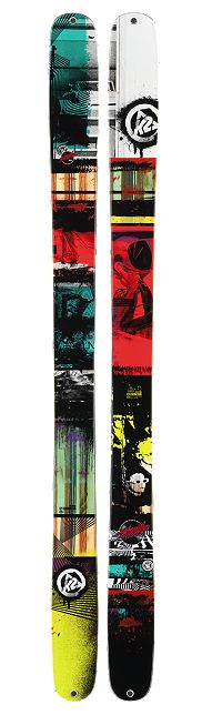 Shreditor 112 | K2 Skis