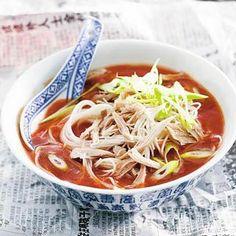 19 september - Kipdrumsticks in de bonus - Recept - Chinese tomatensoep - Allerhande