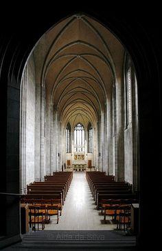 Trinity College Chapel, University of Toronto by Aida Dasilva