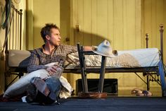 Sam Rockwell and Nina Arianda on starring together on Broadway. New York Broadway, Broadway Plays, Love And Co, Love Sam, New York Theater, Theatre, Ivo Van Hove, Cowboys & Aliens, Contemporary Plays