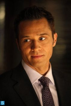 Castle - Seamus Dever - Kevin Ryan - great photo of him