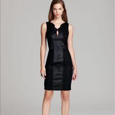 Black Halo Miranda Dress