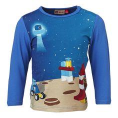 """Duplo Langarm T-Shirt """"Moonrace"""" Shirt    LEGO® Wear hat längst nicht nur die Spielzeugkisten, sondern auch die Kleiderschränke erobert. Dieses coole Langarm-T-Shirt ist das richtige für aktive Kids. Das weiche Material macht nicht nur auf dem Spieplatz eine gute Figur.    LEGO® Wear Kinder Langarm- T-Shirt mit folgenden Besonderheiten:    - Thema: LEGO® Duplo®  - schönes Langarm- T-Shirt für J..."""