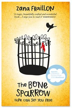 Win a copy of The Bone Sparrow Closing Date: 3rd March 2017  Newsletter Subscribers Exclusive*