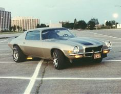 I don't know why, but I like this body style, maybe because they used them for stunts in 70's and 80's tv shows!