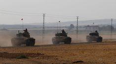 Turki Didesak Iran untuk Hentikan Serangan Ke Suriah