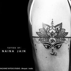 Image result for durga tattoo