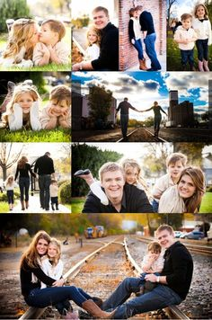 Cutest family photo ideas