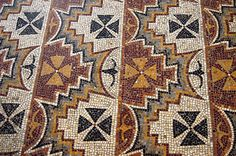 Foor mosaic in Bardo museum