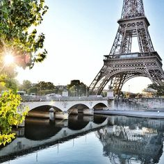 Paris was basically founded just in the end of the Century BC by a tribe who then settled and started to live in that particular region which during Around The World In 80 Days, Travel Around The World, Paris Travel, France Travel, Eiffel Tower History, Chez Georges, Springtime In Paris, Louvre Paris, Grand Paris