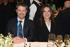 Prince Frederik Photos - Crown Prince Frederik of Denmark and Katarina Witt attend the IOC President's Dinner ahead of the PyeongChang 2018 Winter Olympic Games on February 8, 2018 in Pyeongchang-gun, South Korea. - Prince Frederik Photos - 1 of 1038