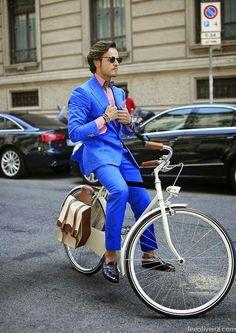 Pitti Uomo Men's Fashion Icons: Mr. Raro