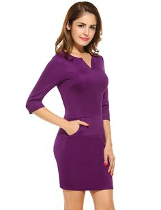Amazon damen kleid grun