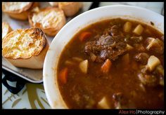 served Russian Borscht Soup Hong Kong Style Recipe