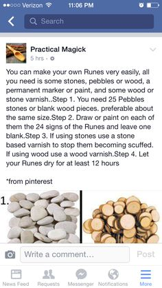 DIY rune stones, part 1 Witch Spell Book, Spell Books, Magick, Witchcraft, Vikings, Galaxy Crafts, Wicca For Beginners, Wiccan Symbols, Rune Stones