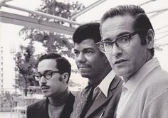 """themaninthegreenshirt: """" Eddie Gomez, Jack DeJohnette and Bill Evans at the Montreux festival """" Photo by Giuseppe Pino Jazz Artists, Blues Artists, Jazz Musicians, Jazz Blues, Blues Music, Pop Music, Revolutionary Artists, Jazz Cat, Bill Evans"""