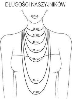 necklaces length (cm)