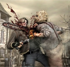 Resident Evil 4 I hated dying like this