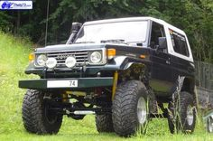 Bj73 Luv Land Cruiser 70 Series, Toyota Lc, Trd, Toyota Land Cruiser, Cars And Motorcycles, Offroad, Dream Cars, Chevy, Monster Trucks