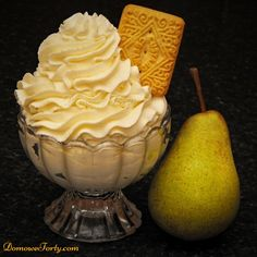 Kremy · Domowe Torty Polish Desserts, Polish Recipes, Cookie Desserts, Halva Recipe, Yummy Treats, Sweet Treats, Everyday Food, Cake Cookies, Good Food