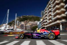 Mark Webber, Red Bull, Monte-Carlo, Monaco, 2013