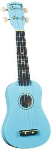 Diamond Head DU-106 Ukulele, Light Blue by Diamond Head. $30.74. DU-106 Light Blue Ukulele Join the latest craze and get your very own Diamond Head DU-100 series ukulele! They are available in eleven beautiful colors with careful workmanship and fantastic tone, well beyond that of other entry level instruments on the market today. As a result, they tune up perfectly and play so easy that kids will love 'em and grown-ups too! Each instrument comes with its very own color matche...