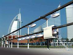 monorail, maar dan super snel