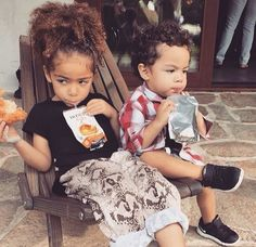 Mixed Babies ❤️❤️✔️