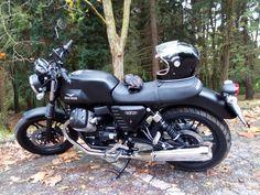 GUZZISTAS - Impresiones sobre V7 II Stone - Impresiones sobre tu moto