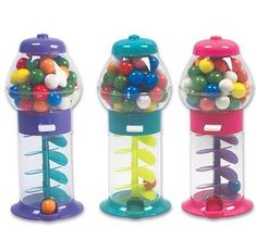 Mini galaxy gumball machine comes in various exciting colors. This plastic gumball machines is a really fun party favor. It's an awesome gift for candy lovers. Bubble Gum Machine, Baby Dolls For Kids, Rhode Island Novelty, Baby Doll Nursery, Nintendo, Sour Candy, Personalized Party Favors, Gumball Machine, Helium Balloons