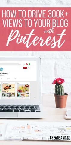 How to drive TONS of traffic to your blog with Pinterest - We made over 10k this month all due to FREE traffic with Pinterest! These tips will help you grow your following faster than ever! http://createandgo.co/drive-traffic-blog-pinterest/