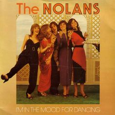 Nolan Sisters - I'm In The Mood For Dancing